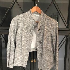Cabi Hourglass Gray Jacket